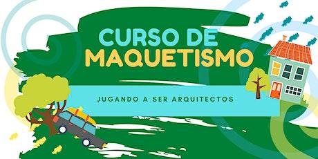 MAQUETISMO tickets