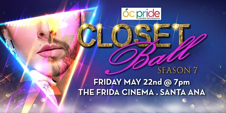 OC Pride's Closet Ball Season 7 tickets