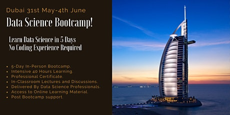 Data Science Boot Camp Tickets