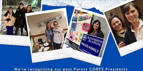 Parent CORPS end of year celebration tickets