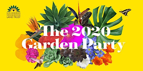 2020 Garden Party tickets