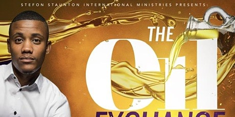 The Oil Exchange Prayer Conference  tickets