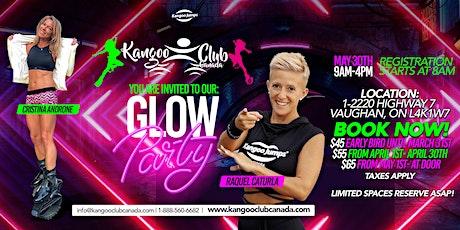 Kangoo Jumps Glow Party tickets