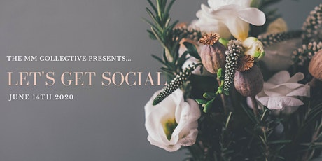 Let's Get Social Workshop tickets