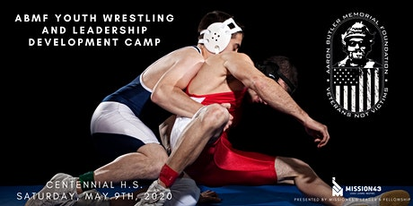 ABMF Youth Wrestling and Leadership Development Camp tickets