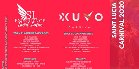 Xuvo Carnival Packages tickets
