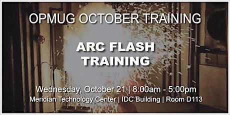 Arc Flash Training tickets