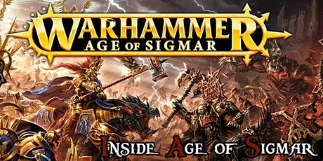 Warhammer Painting and Gaming tickets