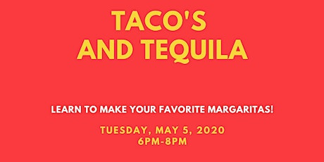Virtual Cinco de Mayo Margarita Making Class and Happy Hour tickets