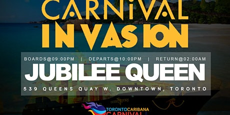Carnival Invasion: Rep Your Flag Edition | Caribana Sunday | August 2nd  tickets