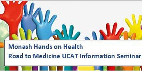 Road to Medicine- UCAT Information Seminar tickets