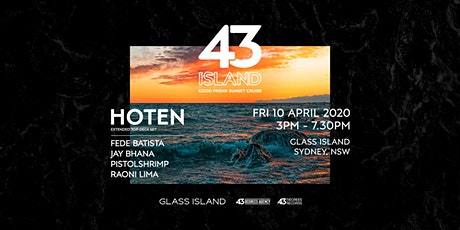 43 Island | Good Friday Sunset Cruise | Glass Island tickets