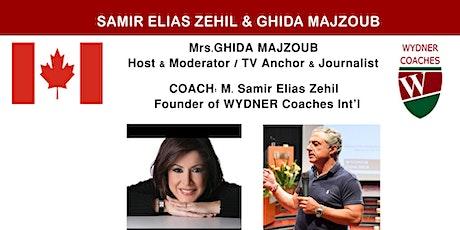 Sitting Ducks Negotiation program by Samir Zehil, Wydner Coaches tickets