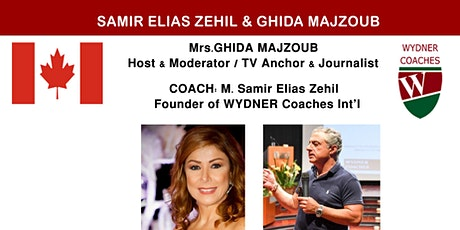 THE SHEPHERD COACHING FOR MANAGERS program by Samir Zehil, Wydner Coaches tickets