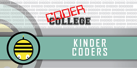 Kinder Coder (Term 1 School Holidays - 2020) tickets