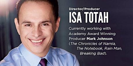 INSPIRATIONAL VIRTUAL ACTING CLASS with Award-Winning Director tickets