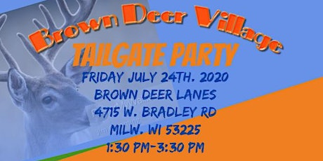 Brown Deer Village Tailgate Party tickets