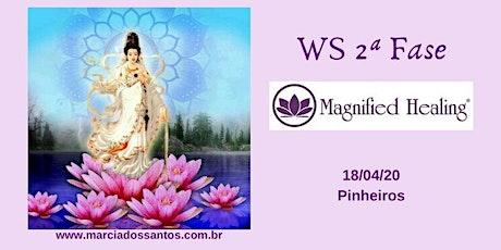WS de 2ª Fase de Magnified Healing ingressos