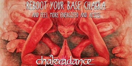 Reboot Your Base Chakra tickets