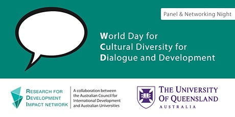 Networking | World Day for Cultural Diversity for Dialogue and Development tickets