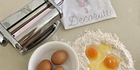 Italian cooking workshop tickets