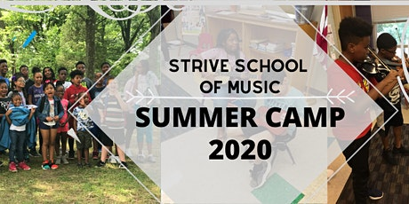 STRIVE Summer Camp 2020 tickets