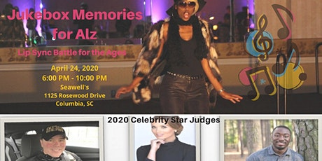 Seventh Annual Jukebox Memories for Alzheimer's tickets