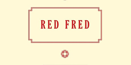 Book Launch - Red Fred tickets