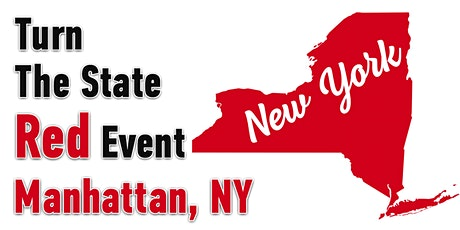 Keep the State Red Networking Event and Mixer - Manhattan, NY tickets