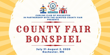2020 County Fair Bonspiel - Curling Club of Rochester tickets