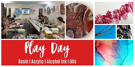 OPEN DAY - Creating Art Your Way tickets