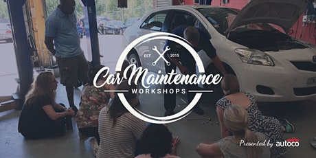 Car Maintenance Workshop - August 2020 tickets