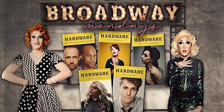 Broadway Mondays tickets