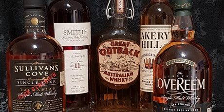 Old and Rare Australian Whisky Tasting tickets