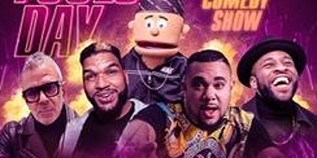April fools all star Comedy show tickets