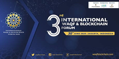 International Waqf & Blockchain Forum (IWBF) tickets