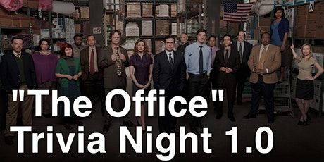 The Office Trivia Night 1.0 at Black Flag Brewing tickets