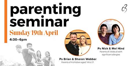 C3 Parenting Seminar tickets