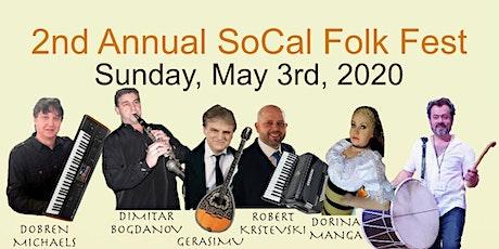 SoCal Folk Fest tickets
