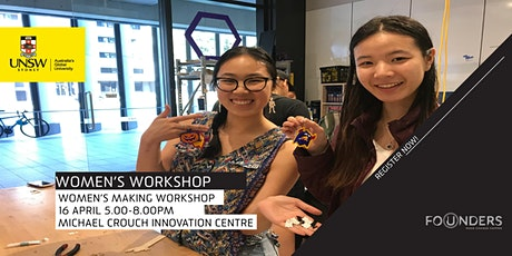 Women's Making Workshop tickets