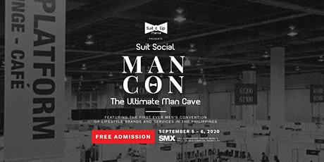 Suit Social MANCON 2020 tickets