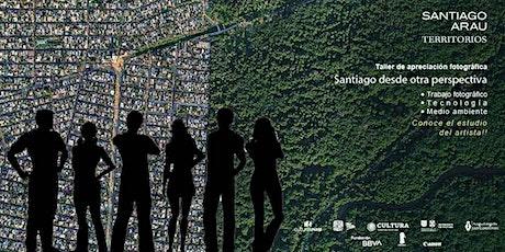 Santiago desde otra perspectiva boletos