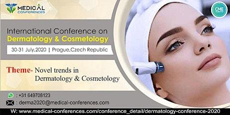 International Conference on Dermatology & Cosmetology tickets