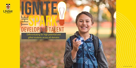Ignite the Spark 2020: Developing Talent  tickets