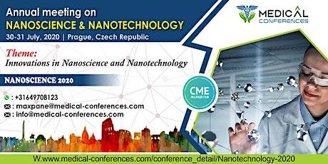 Annual Meeting on Nanoscience & Nanotechnology tickets