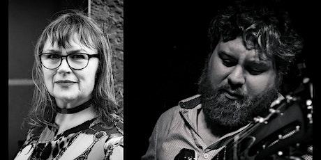 Karin Reid + Alex Wolken: gallery concert series (Dunedin) tickets