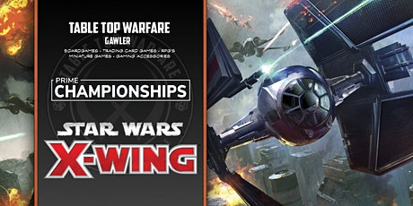 Star Wars X-Wing Prime Championship 2020 tickets