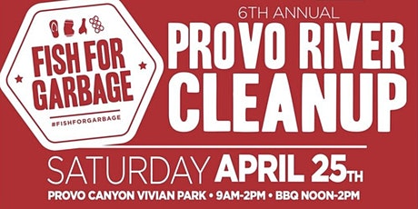 Provo River Cleanup tickets
