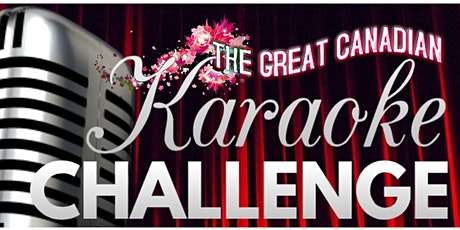 The Great Canadian Karaoke Challenge Qualifying Contest at Retro in Camrose tickets
