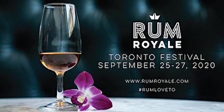 Rum Royale - Toronto's First Premium Rum Festival tickets